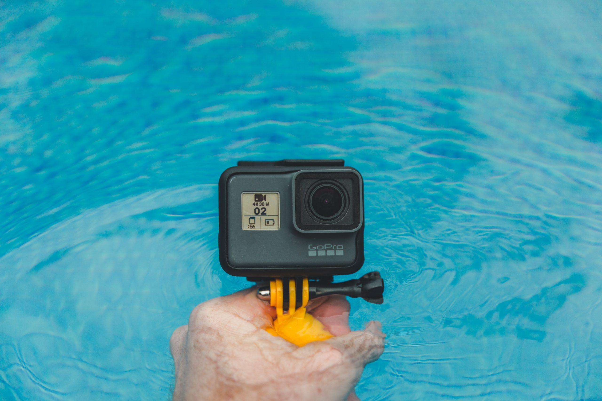 GoPro accessories til de bedste feriebilleder