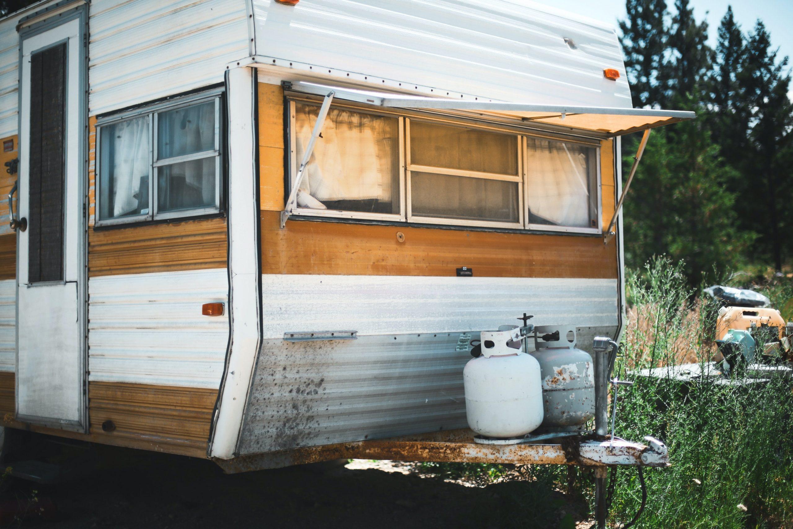Tips til at købe en brugt campingvogn