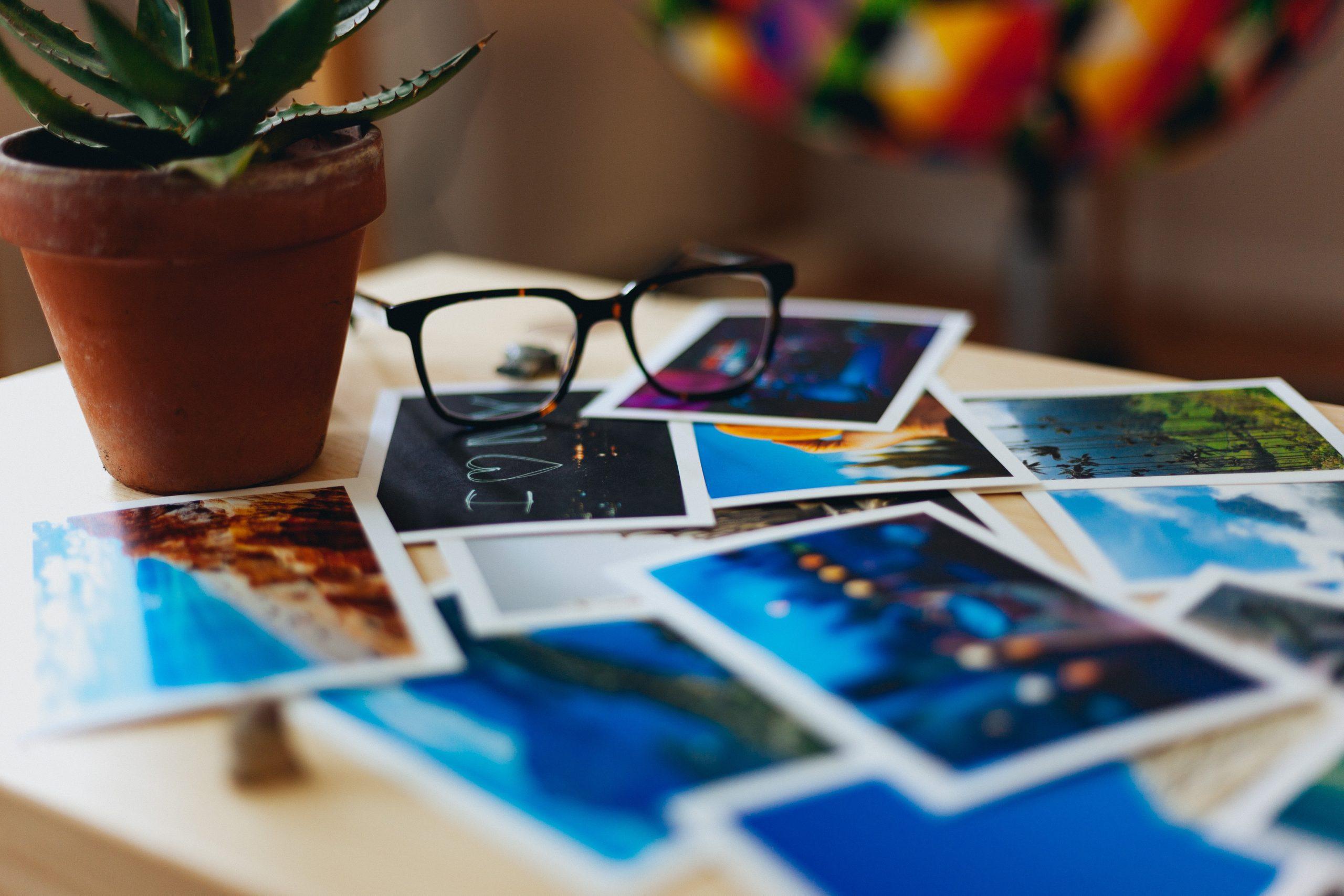 Gem feriebillederne i en smuk fotobog