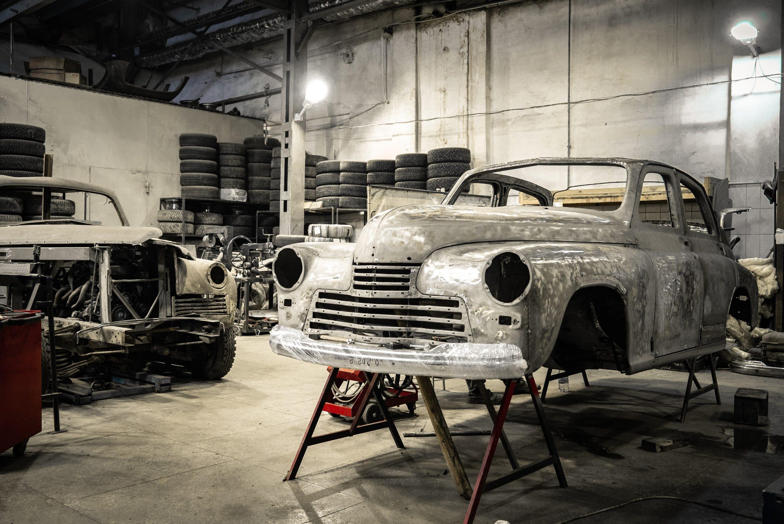 Pep din gamle bil op