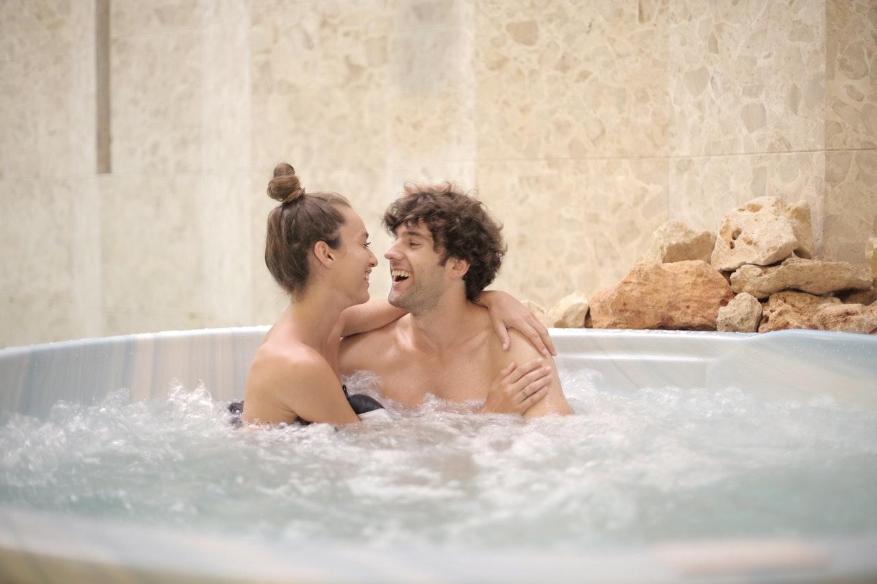 Sundhedsmæssige fordele ved en udendørs spa